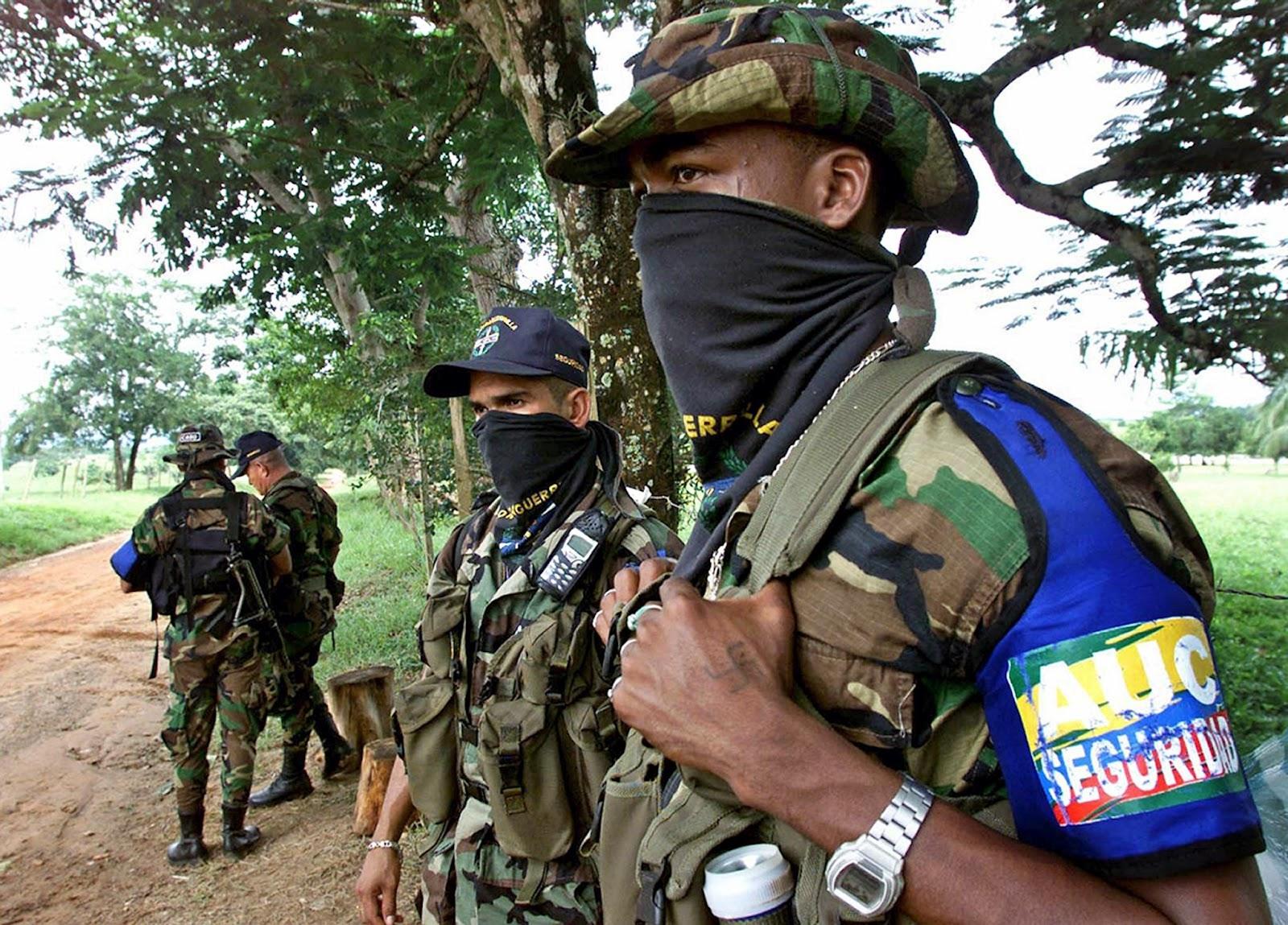 De los Chulavitas a los GAO - Colombia Plural