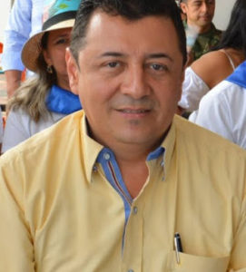 alcalde de San Vicente del Caguán