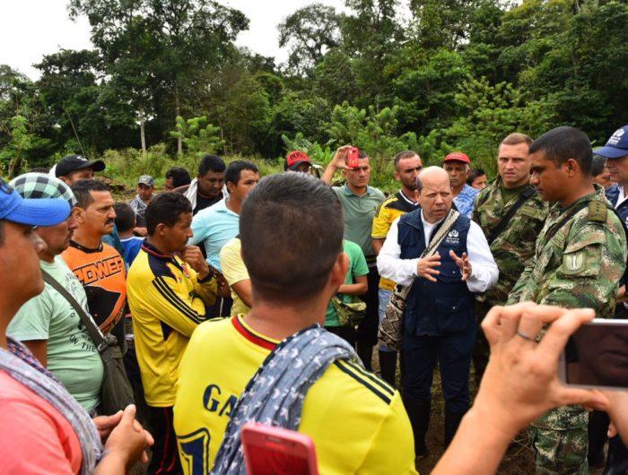 Defensoría advierte participación de Policía Antinarcóticos en ataque — Tumaco