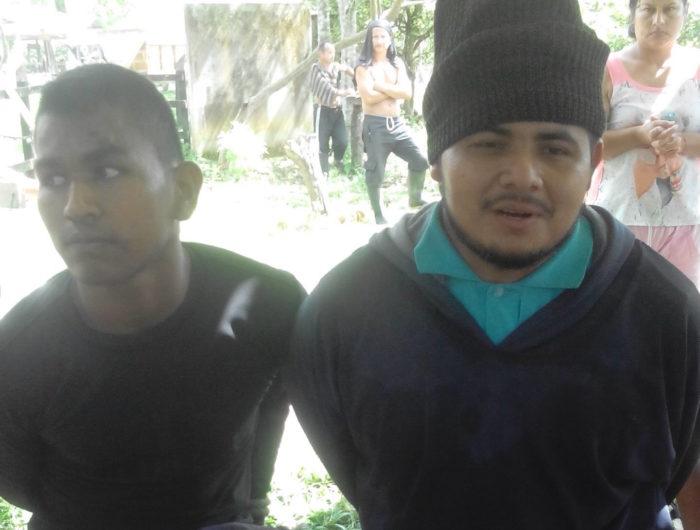 Comunidad de Paz de San José de Apartadó asediada por paramilitares — Denuncia