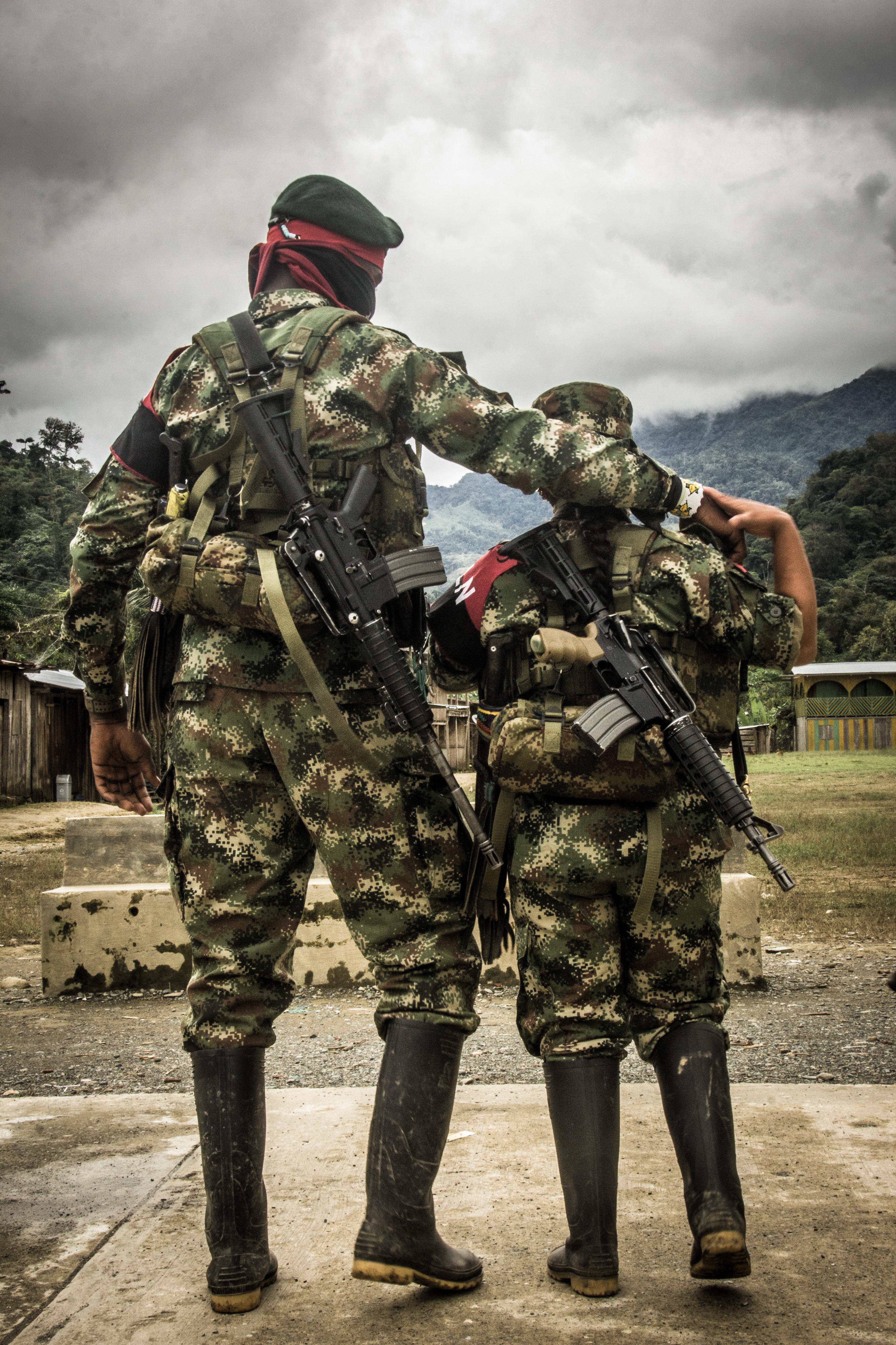 La guerra a fuego lento - Colombia Plural